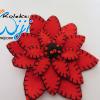 Bunga- bunga Flanel Aplikatif