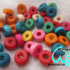 Manik kayu (wooden beads)