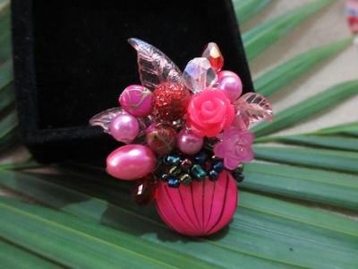 Pinky Bros manik kristal