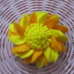 Bros Korsase Krisan Orange Yellow