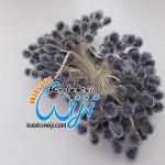 Putik bunga kaca biru tua ,PBK-1553