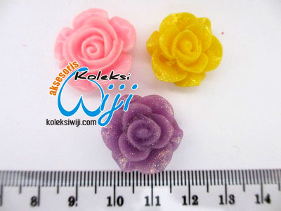 Resin Bunga 08
