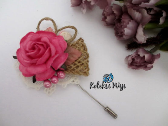 Rose-hana-pins
