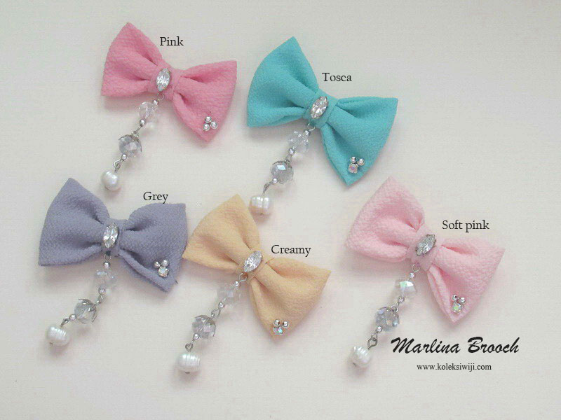 Marlina Sweety Brooch