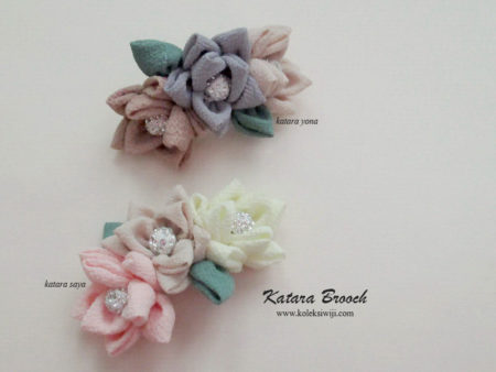 Katara Brooch Series