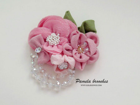 Pamela Brooches