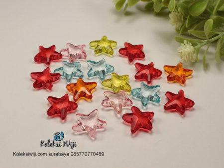 28 Buatir Bintang Laut 2 cm AK29