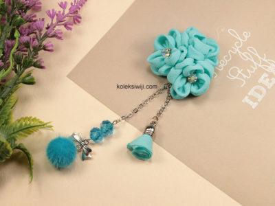 Blue Syafana Brooch-04