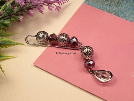 Marlupie Beads brooch-01