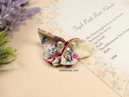 Vintage Butterfly Brooch-07