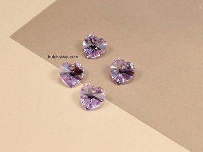 1 Buah Liontin Swarovsky Violet 10 mm SW15