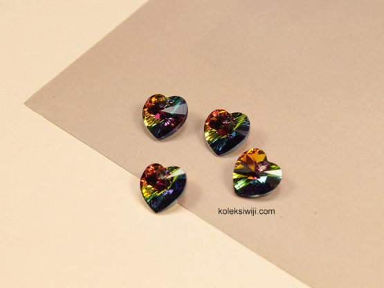 1 Buah Liontin Swarovsky Vitrail Medium 10 mm SW13